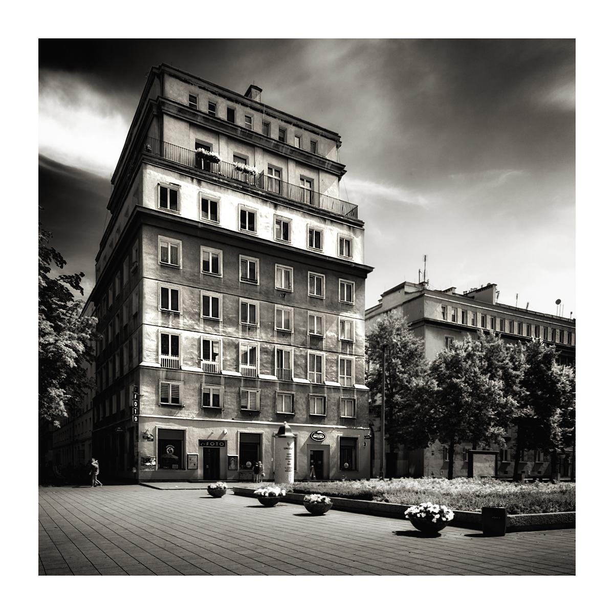 Nowa Huta, Kraków - Foto Francesco Merenda
