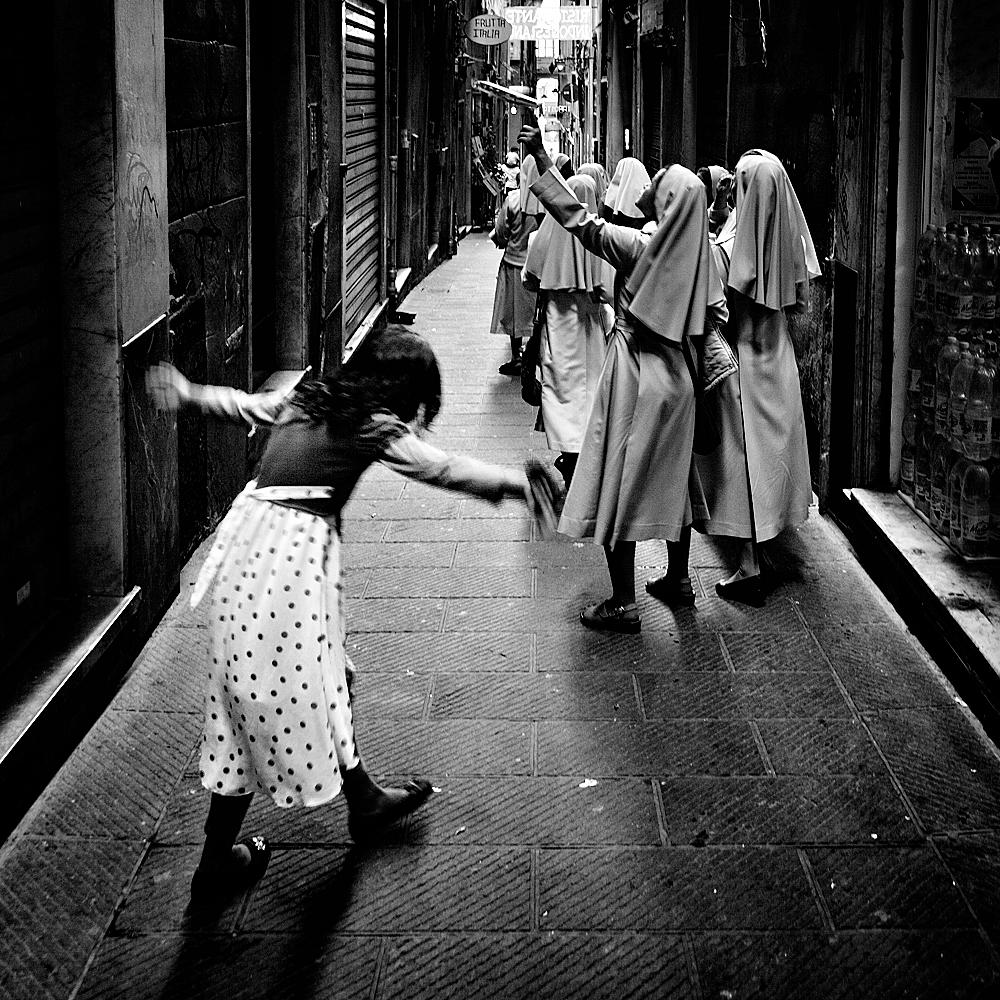 Genova, Caruggi - Foto di Francesco Merenda
