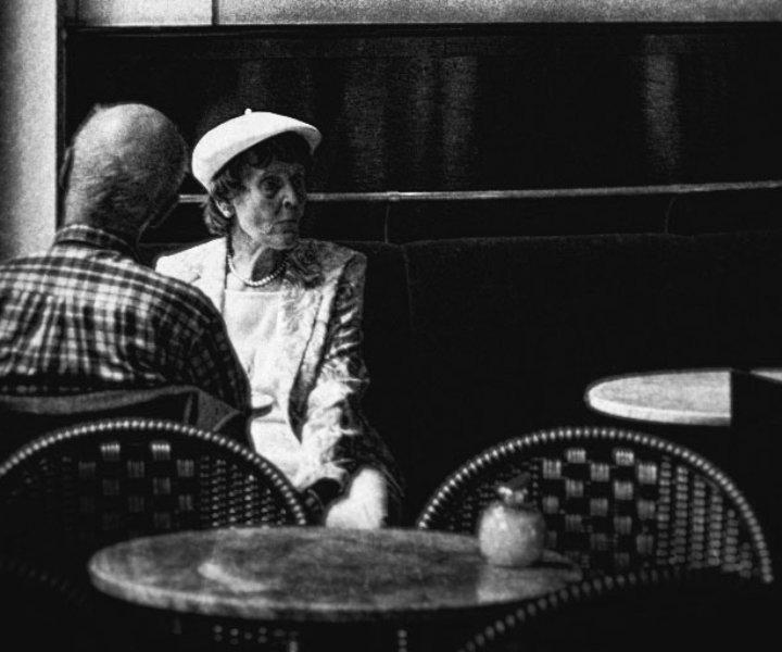 La fotografia e le parole. Un incontro inevitabile. Un amore inevitabile. Il racconto di Tania Piazza, in una fotografia di Francesco Merenda.