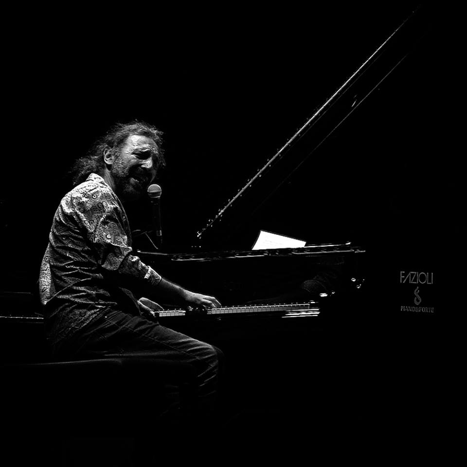Stefano Bollani - Foto Francesco Merenda